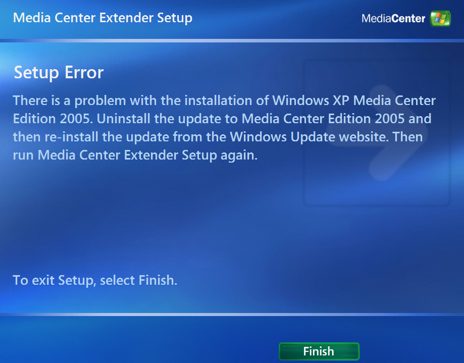 update rollup 2 for windows media center edition 2005